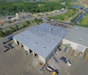 Commercial Roofing in MA